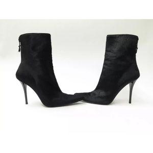 shop sale online Stuart Weitzman Ponyhair Pointed-Toe Boots popular eFsYD